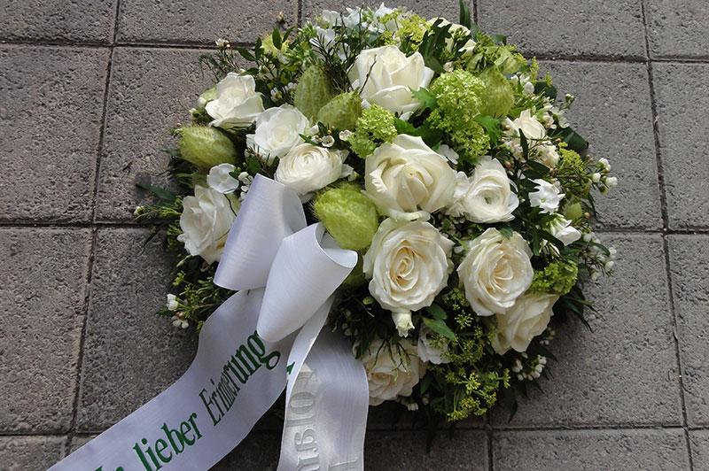 Trauer - Raschle | Blumen - Pflanzen - Garten